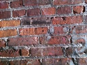 Have you hit a brick wall?